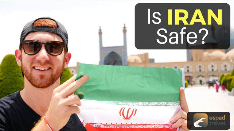 safety in iran