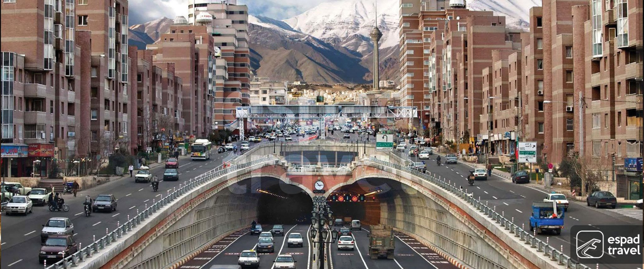 Tohid Tunnel Tehran